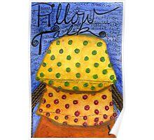 Pillows Pillows Poster