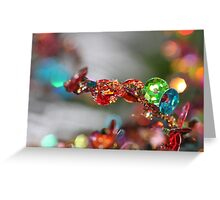 All that Glitters - JUSTART © Greeting Card