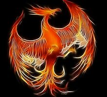 Shades of Myth™- The Phoenix by Liane Pinel