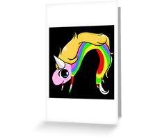 Adventure Time - Lady Rainicorn Greeting Card
