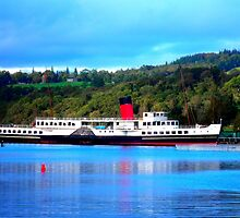 Maid of the Loch by ©The Creative  Minds