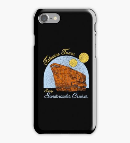 Tatooine Tours iPhone Case/Skin