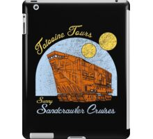 Tatooine Tours iPad Case/Skin