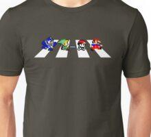8bit Road Unisex T-Shirt