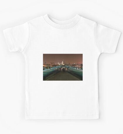 St Pauls Cathedral  Kids Tee