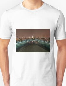 St Pauls Cathedral  Unisex T-Shirt
