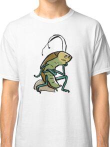 the thinker Classic T-Shirt