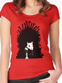 Game of Bones Women's Fitted Scoop T-Shirt