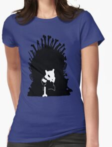 Game of Bones Womens Fitted T-Shirt