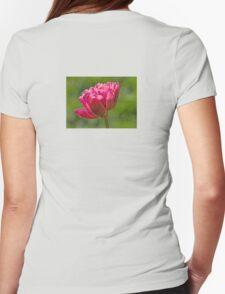 Backlit Fluffy Tulip T-Shirt