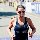 Kingscliff Triathlon 2011 Finish line B6191 by Gavin Lardner