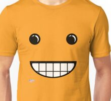 Big Cheese Face Unisex T-Shirt