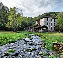 Spring Mill State Park by Sandy Keeton