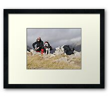 It´s Frothy Maaan!... Framed Print