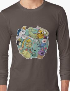 Adventure Time Long Sleeve T-Shirt