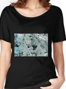 Matrix of A Moment Women's Relaxed Fit T-Shirt
