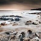 Rain at Seaham by maxblack