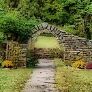 Stone Arches by Sandy Keeton
