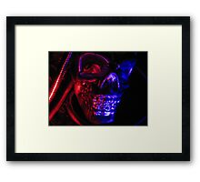 Buddy Bones Framed Print