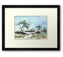 Appreciate the Beauty of Nature Framed Print