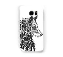Wolf Profile Samsung Galaxy Case/Skin