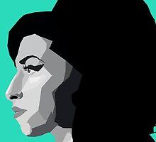 Amy Winehouse by caseyward