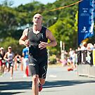 Kingscliff Triathlon 2011 Finish line B6340 by Gavin Lardner