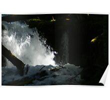 Big Creek Falls, Washington Poster