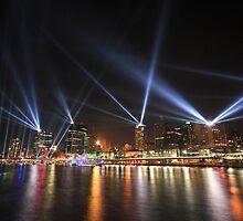 Santos-City of Lights by Tim Harper