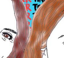 Tina Fey & Amy Poehler  Sticker