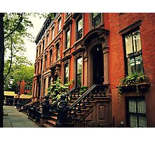 Cobble Hill - Brooklyn - New York City Photographic Print