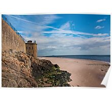 Broughty Ferry Beach Poster