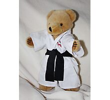 The Karate Kid (Ted) Photographic Print