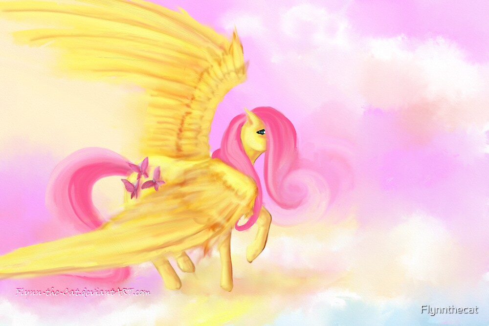 Pegasus by Flynnthecat