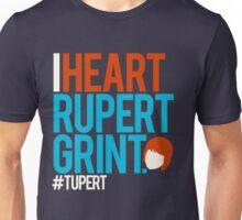 I Heart Rupert Grint (#Tupert) Unisex T-Shirt
