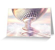 Heavenly Drop Greeting Card
