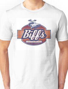 Biff's Auto-Dealing Unisex T-Shirt