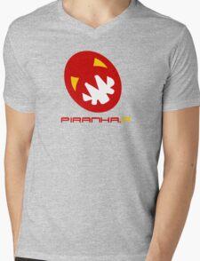 Wipeout HD/Fury - Piranha Advancements Mens V-Neck T-Shirt