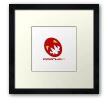 Wipeout HD/Fury - Piranha Advancements Framed Print