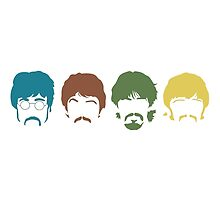 The Beatles by alee7spain