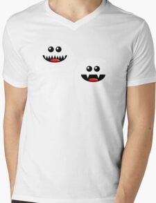 SPOOKS Mens V-Neck T-Shirt