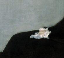 Whistler's Mother Sticker