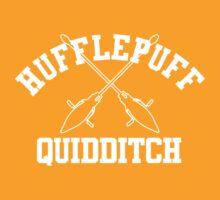 Hufflepuff Quidditch – Harry Potter, Hogwarts, Tonks, Cedric Diggory by fandemonium