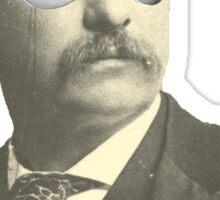 Tight Teddy Roosevelt Sticker