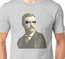 Tight Teddy Roosevelt Unisex T-Shirt