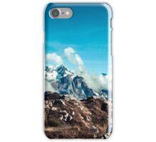 Alpine Panorama iPhone Case/Skin