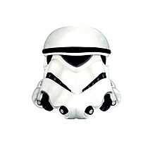 Stormtrooper (double headed) Photographic Print
