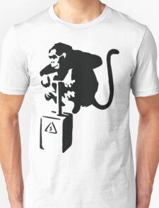 Chimp Detonate  Unisex T-Shirt