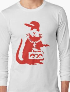 Ghetto Rat Long Sleeve T-Shirt