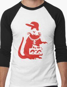 Ghetto Rat Men's Baseball ¾ T-Shirt